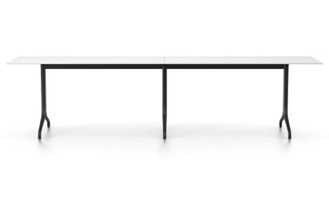 Belleville Rectangular Outdoor Table by Vitra