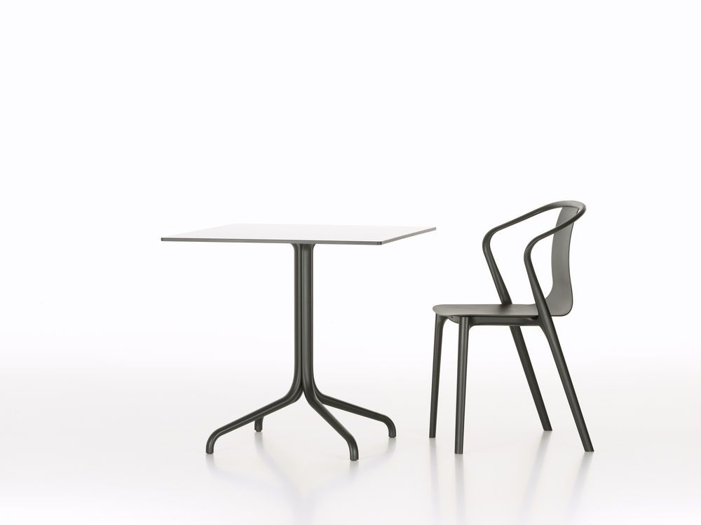 Belleville Square Dining Table by Vitra