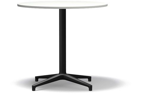 Bistro Round Dining Table by Vitra