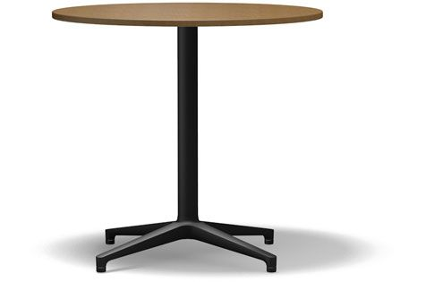 Bistro Round Dining Table, Package of 10 by Vitra