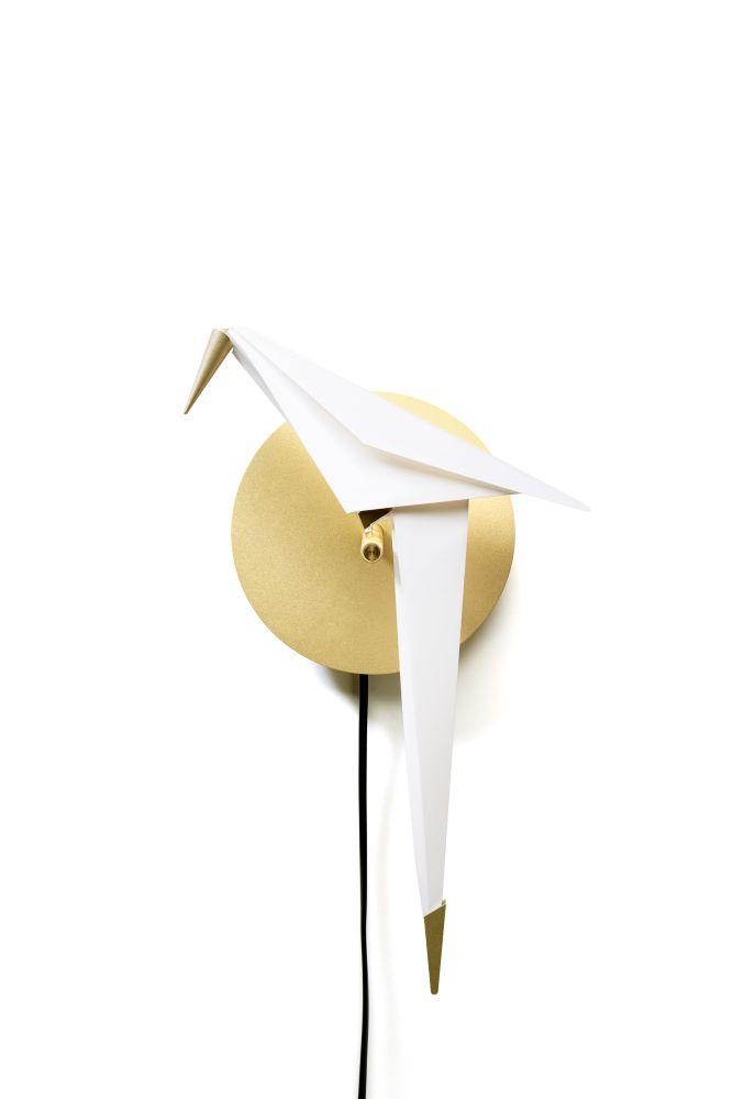Perch Wall Lamp by moooi