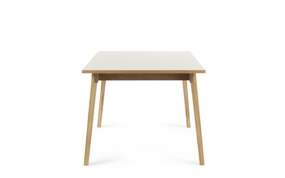 Slice Dining Table Linoleum by Normann Copenhagen