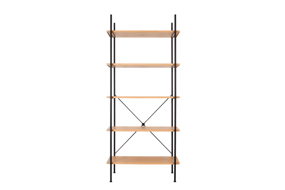 Stock High Shelving by Novel Cabinet Makers