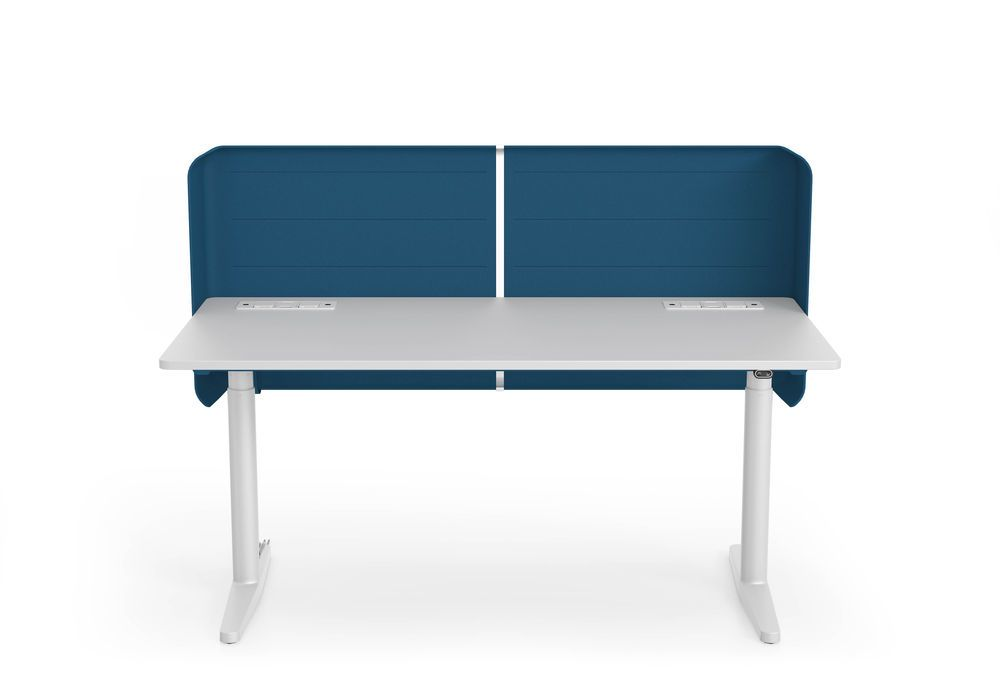 Tyde Meeting Sit-stand Meeting Table, 320 x 140 by Vitra
