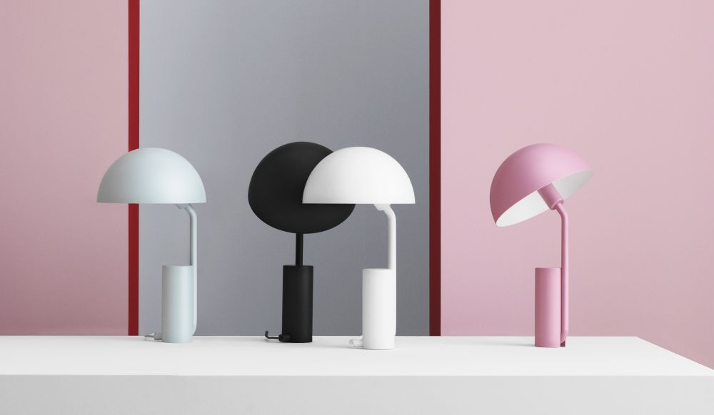 View more images cap is a functional table lamp