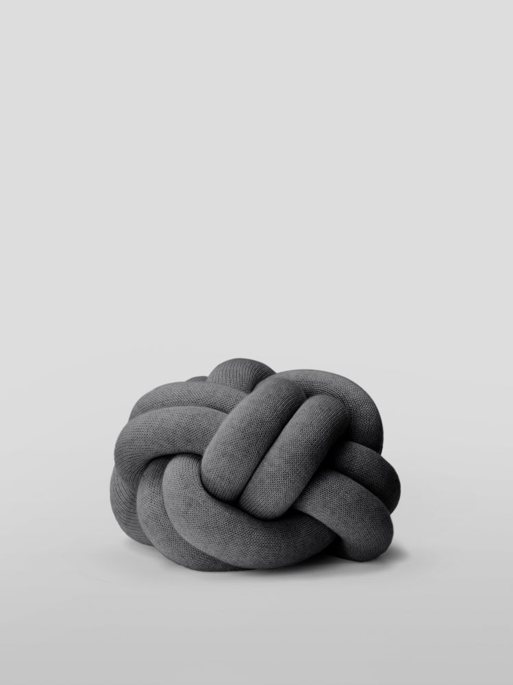 Knot Cushion Set Of 2 White Grey By Design House Stockholm