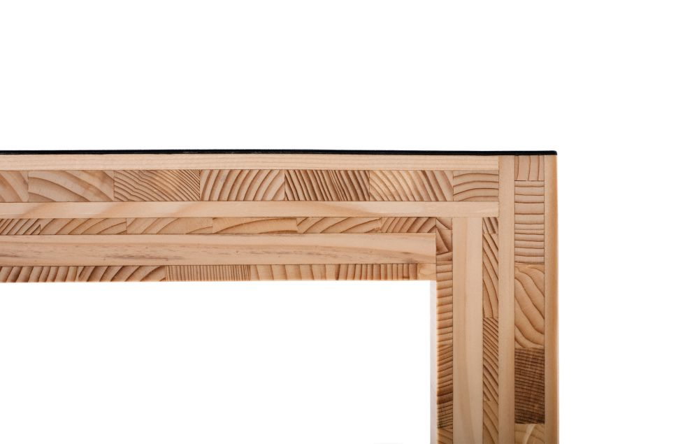 Caruso St John Table - Rectangular by Established & Sons