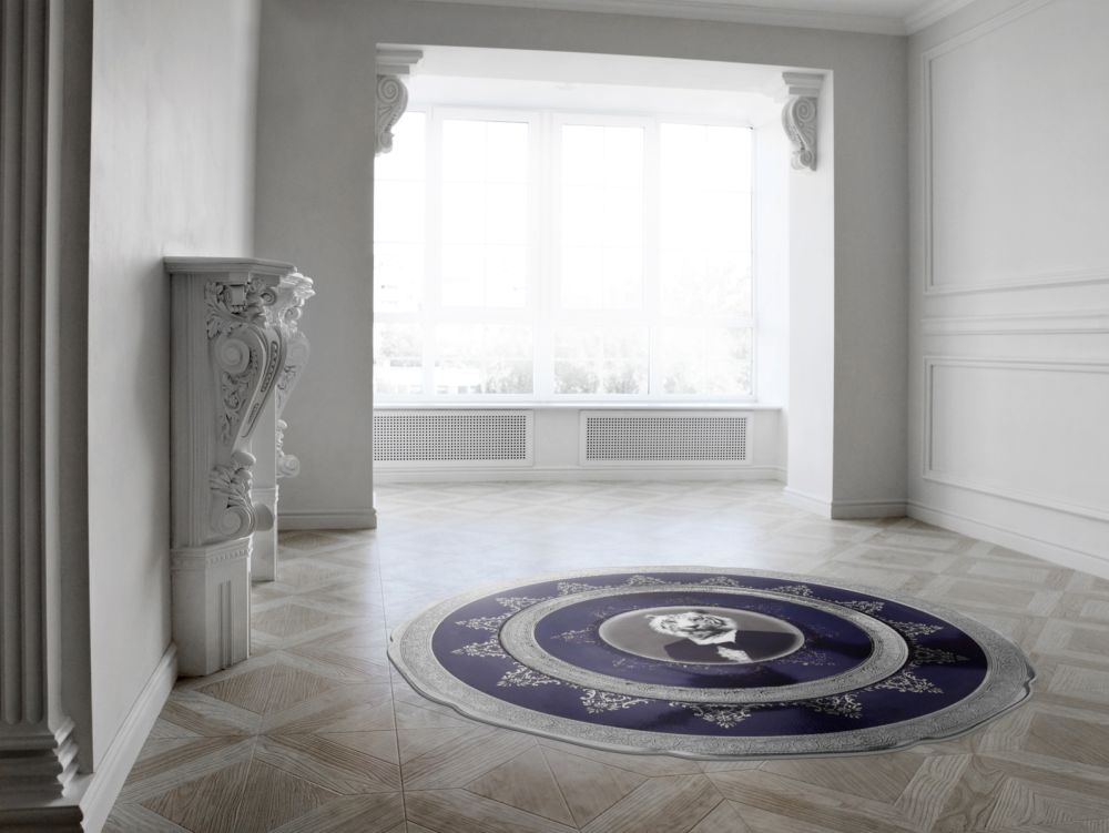 The Tiger Rug by Mineheart