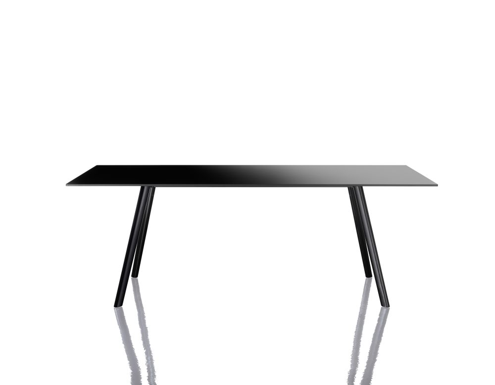 Pilo Rectangular Dining Table by Magis Design