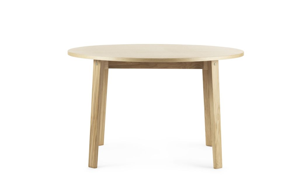 Slice Round Dining Table Vol. 2 by Normann Copenhagen
