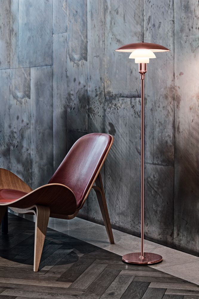 Ph 3 2 floor lamp by louis poulsen view more images aloadofball Choice Image