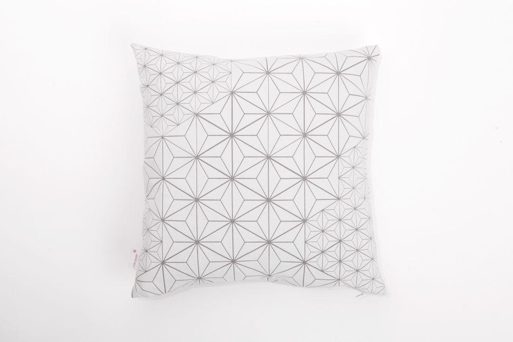 Tamara Cushion Square Cushion Cover by Mikabarr