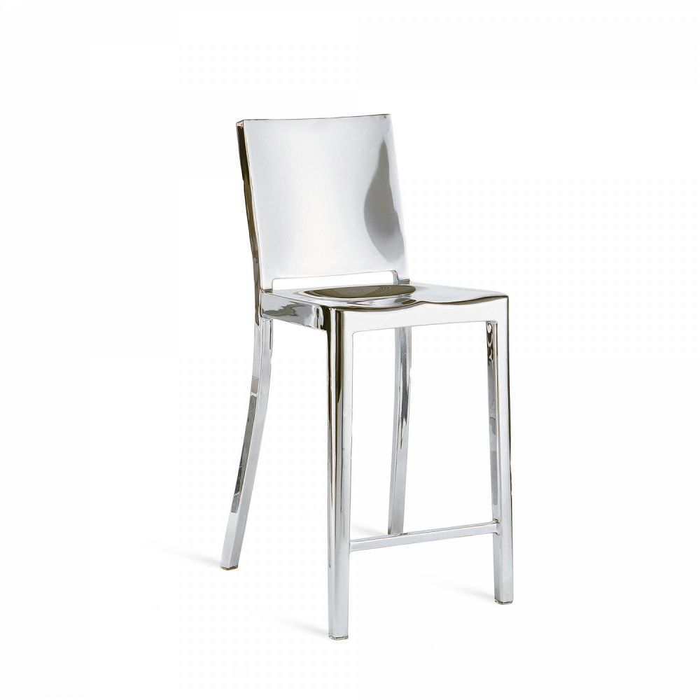 Hudson Counter Stool by Emeco