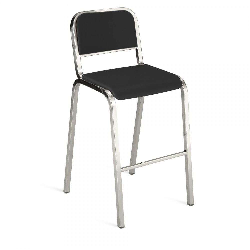 Nine-O Barstool by Emeco