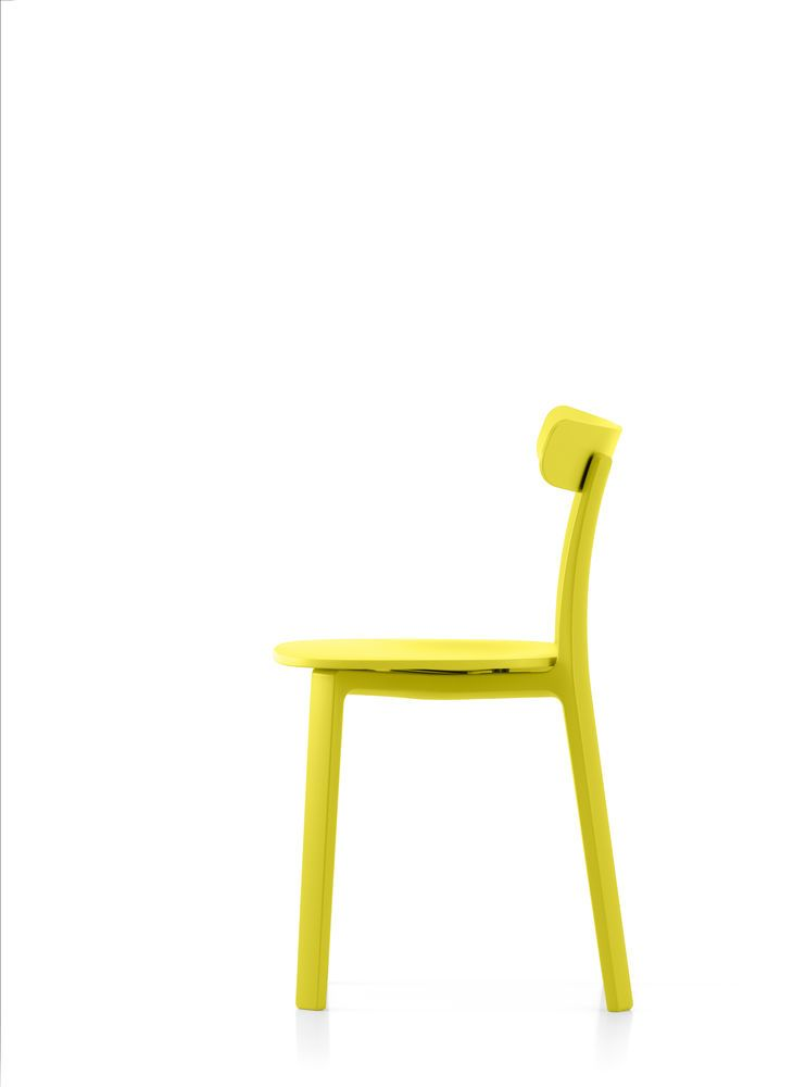 All Plastic Chair by Vitra