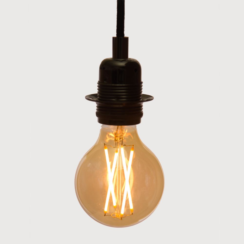 Medium Globe LED Light Bulb by William and Watson