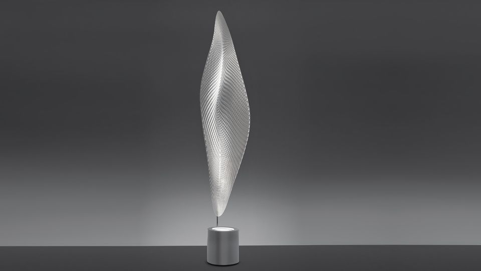 ross lovegrove lighting. \u201cIt Appears As A Digital Leaf From Another World , Embedded With Scales  Like Reptile Or An Insect Which Gather Light And Shadow On Its Body To Seduce Ross Lovegrove Lighting