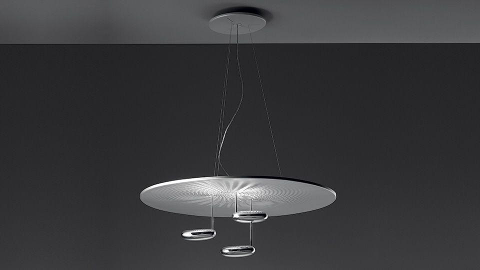 Droplet led ceiling light 3000 by ross lovegrove for artemide aloadofball Images