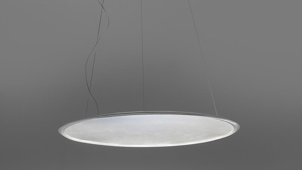 Discovery pendant light grey by ernesto gismondi for artemide aloadofball Image collections