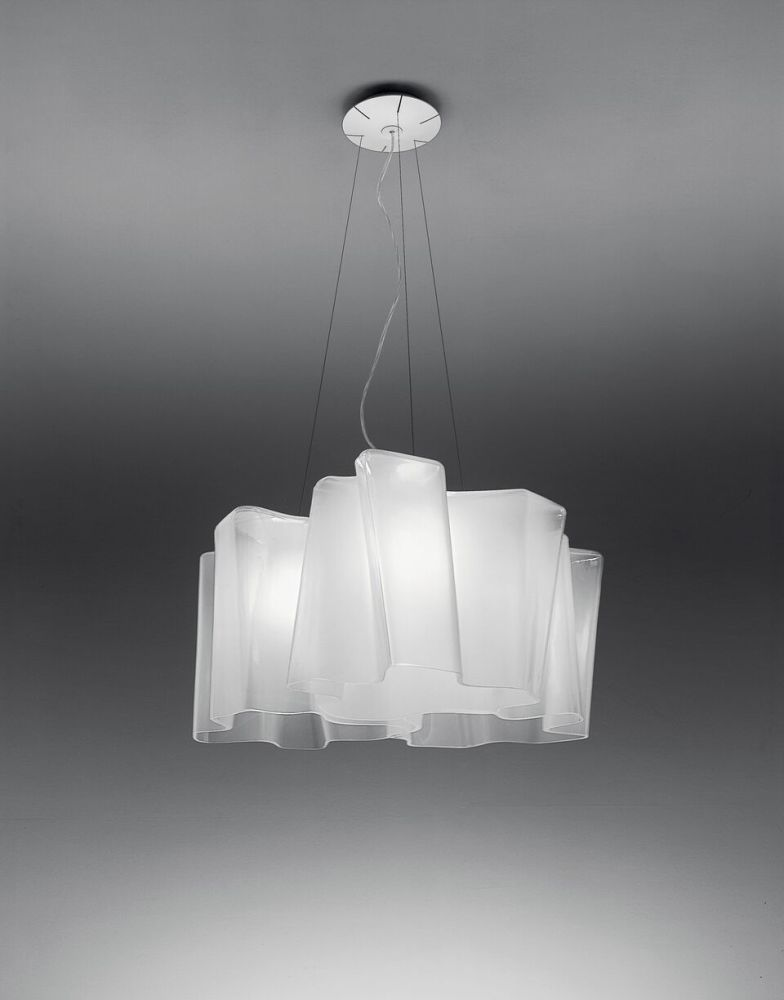 Logico pendant light 3x120 white by artemide aloadofball Image collections