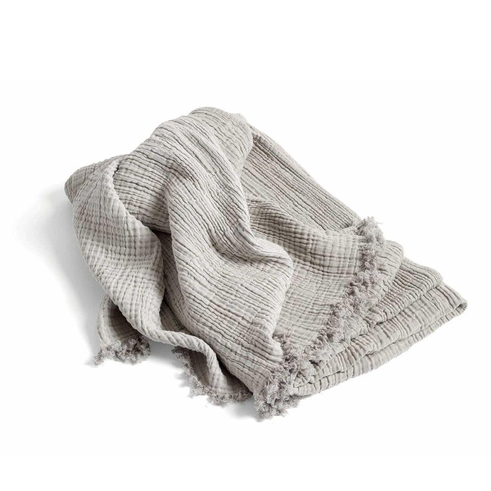 Crinkle bedspread - Set of 2 by Hay