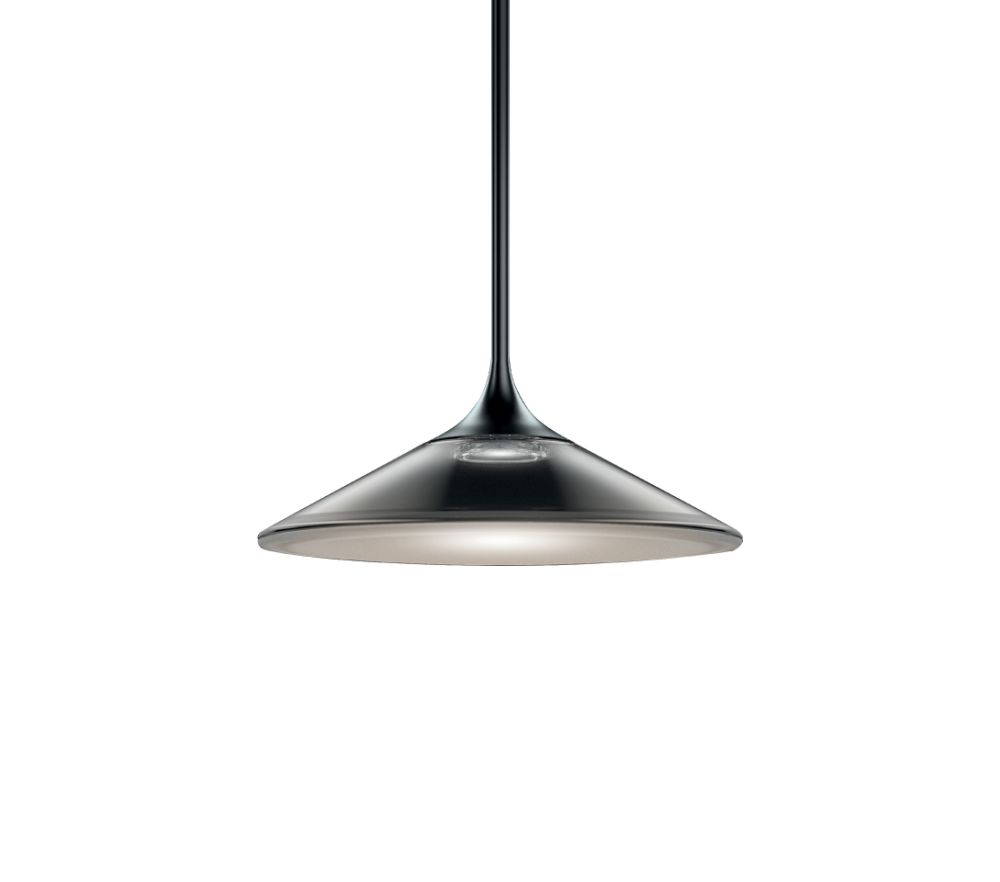 Orsa pendant light 21 by norman foster for artemide mozeypictures Image collections