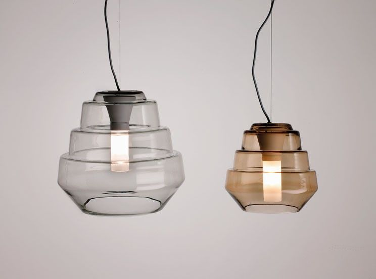 Overlay Suspension Lamp by B.LUX