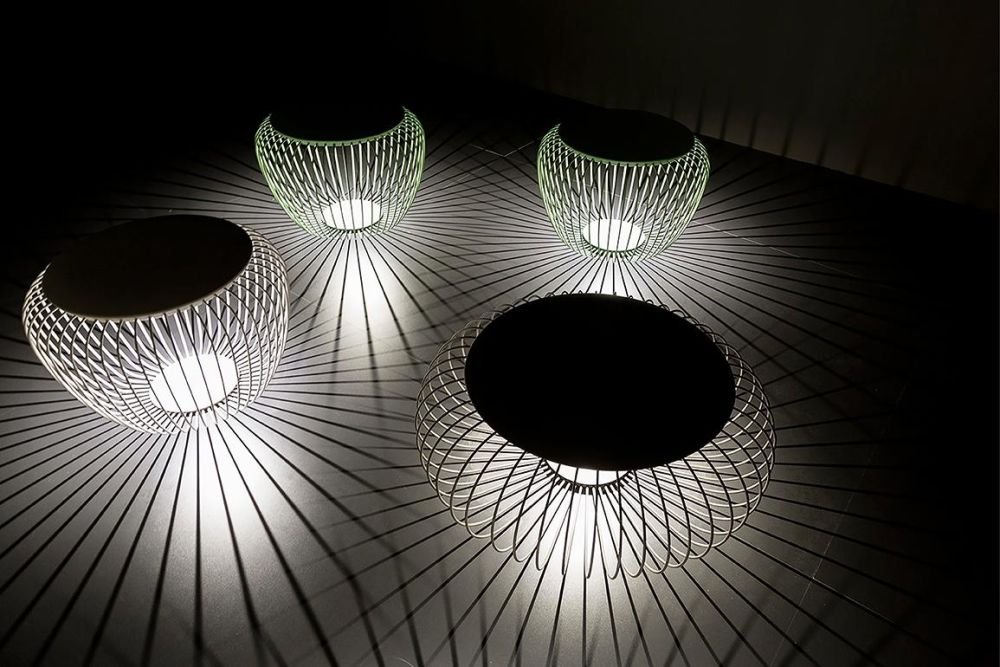 Meridiano 4710 Outdoor Lamp by Vibia