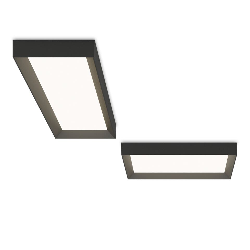Up 4452 Ceiling Light - Rectangular by Vibia