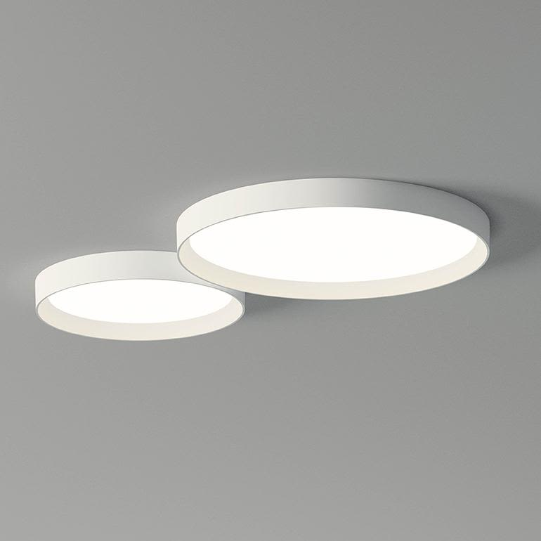 Up Ceiling Light - Round by Vibia