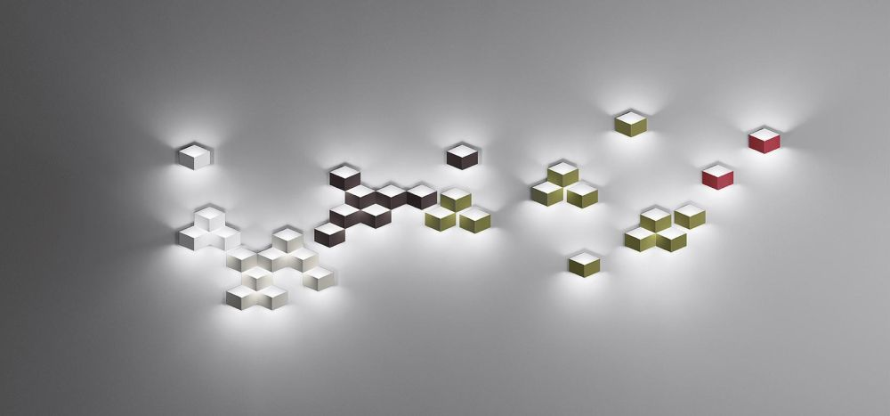 Fold Surface 4202 Lamp by Vibia