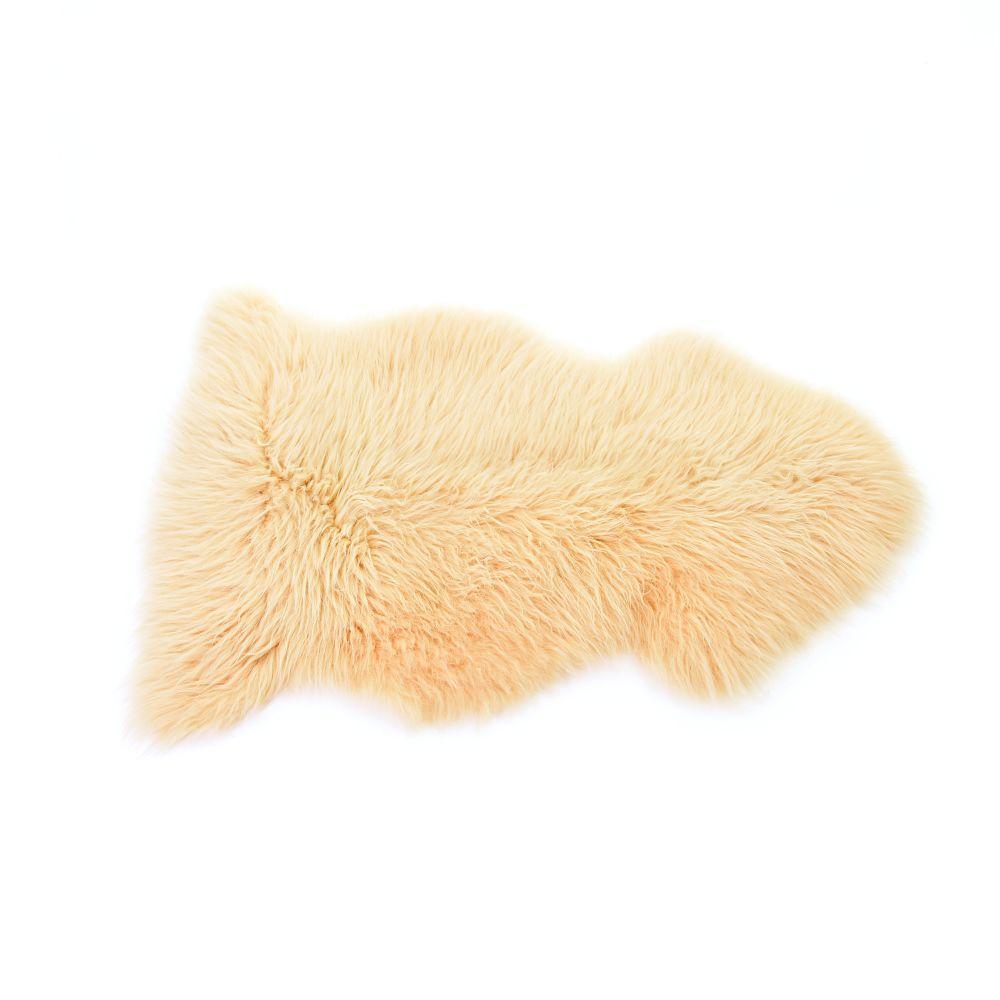 Sheepskin Rug in Buttermilk