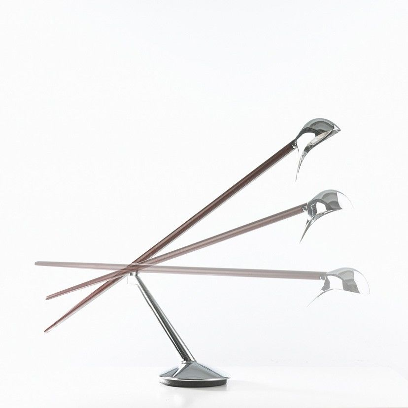 Bluebird Table Lamp by B.LUX