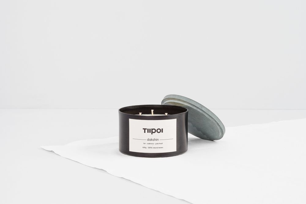 Dakshin Fragrant Candle by Tiipoi