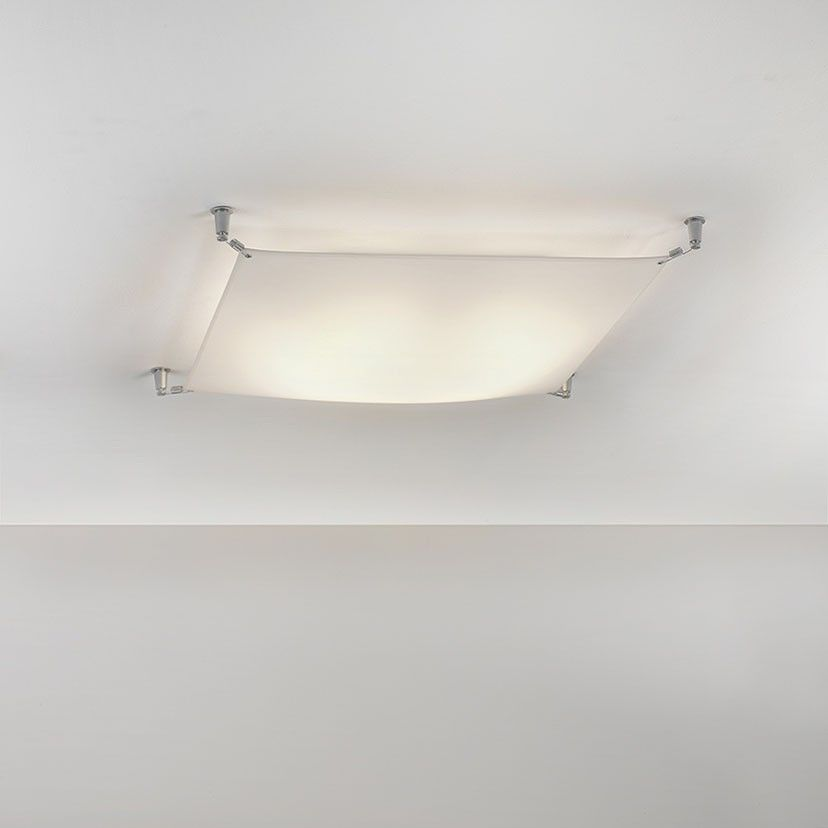 Veroca 40x40 Fluorescent Wall Lamp by B.LUX