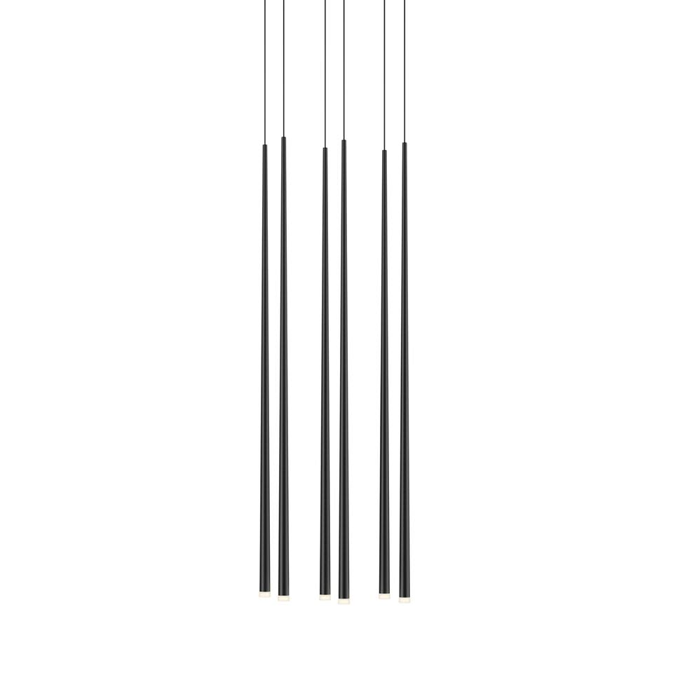 Slim 0933 Pendant Light by Vibia
