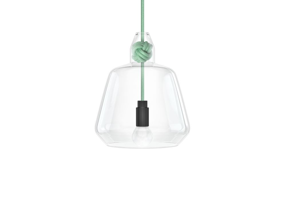 Large Knot Pendant Lamp by Vitamin