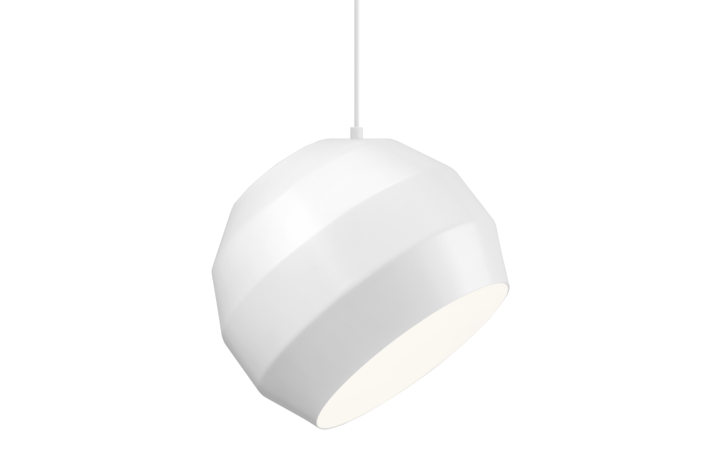 Pitch pendant light white by vitamin aloadofball Images