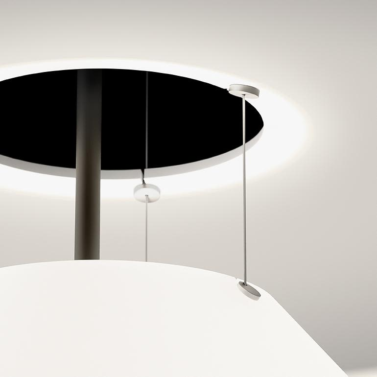 Flamingo 1560 Pendant Light by Vibia