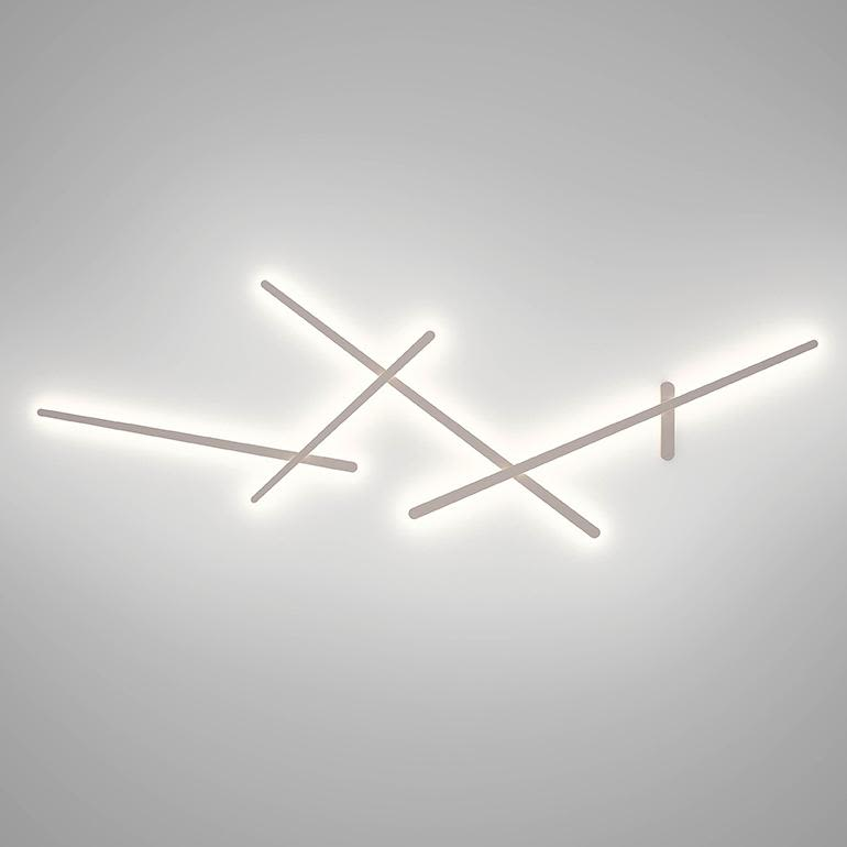 Sparks 1705 Wall Light by Vibia