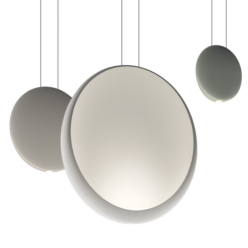 Cosmos 2502 Pendant Light by Vibia