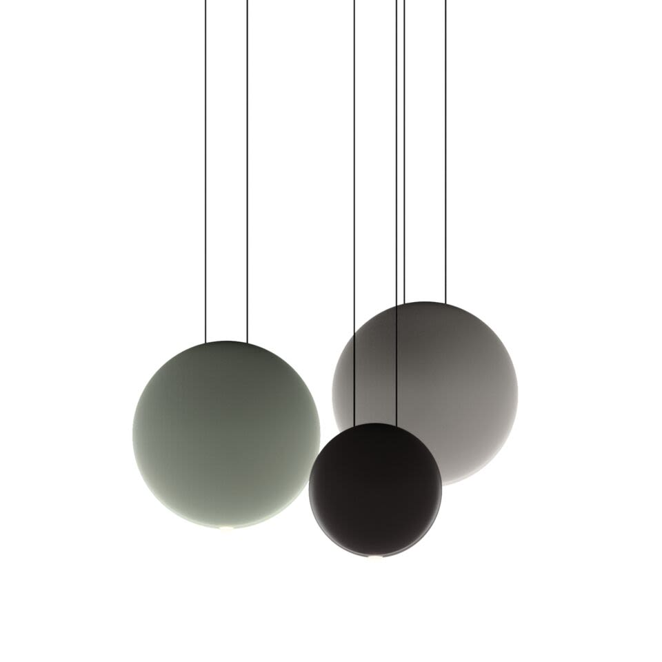 Cosmos 2510 Pendant Light by Vibia