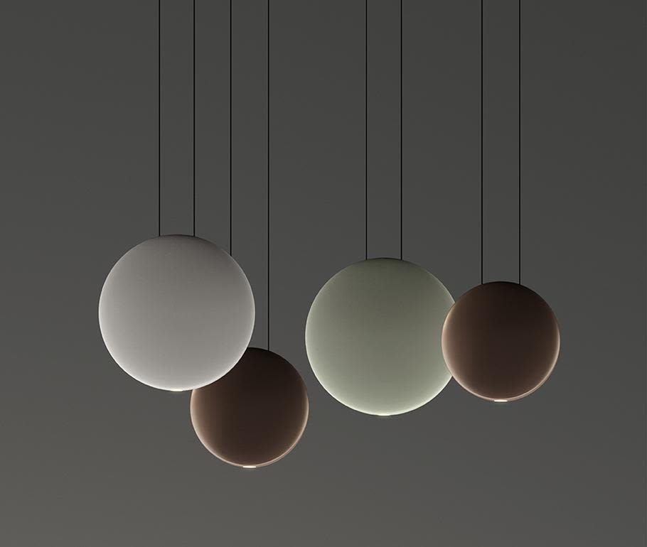 Cosmos 2515 Pendant Light by Vibia