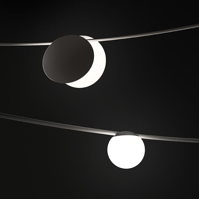 June 4730 Outdoor Lamp by Vibia