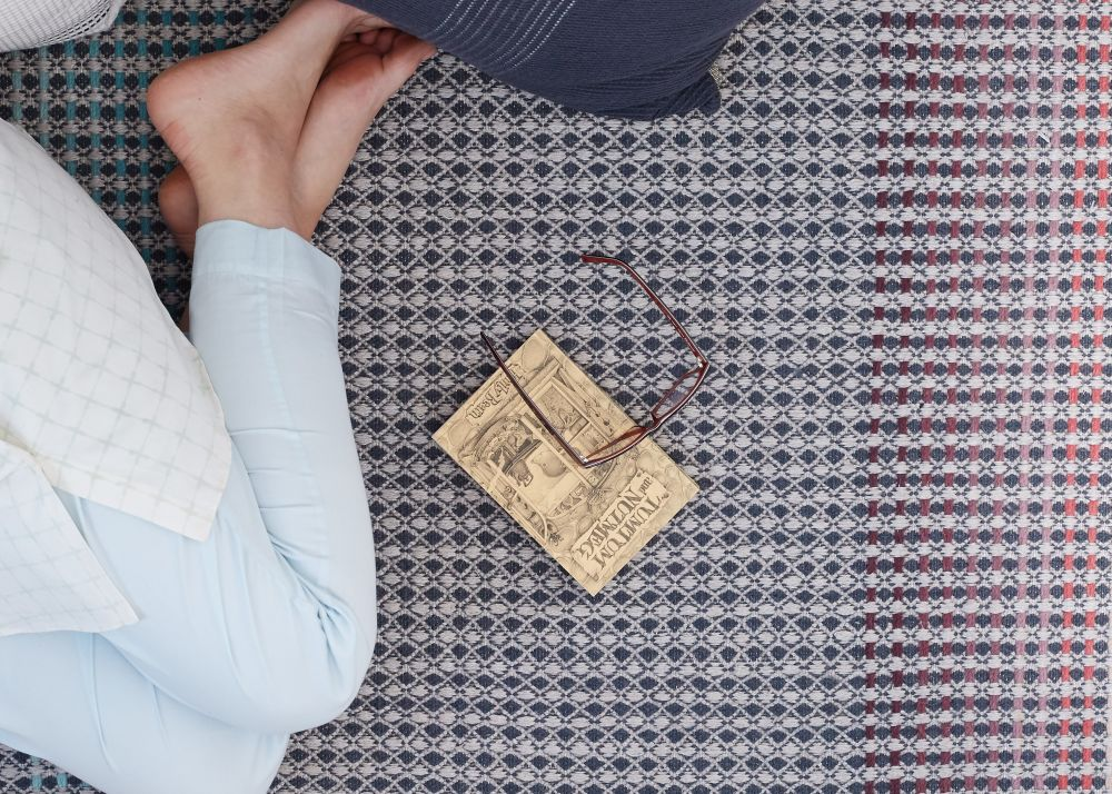 Hand Woven Rugs - Made to Order by WAFFLE DESIGN