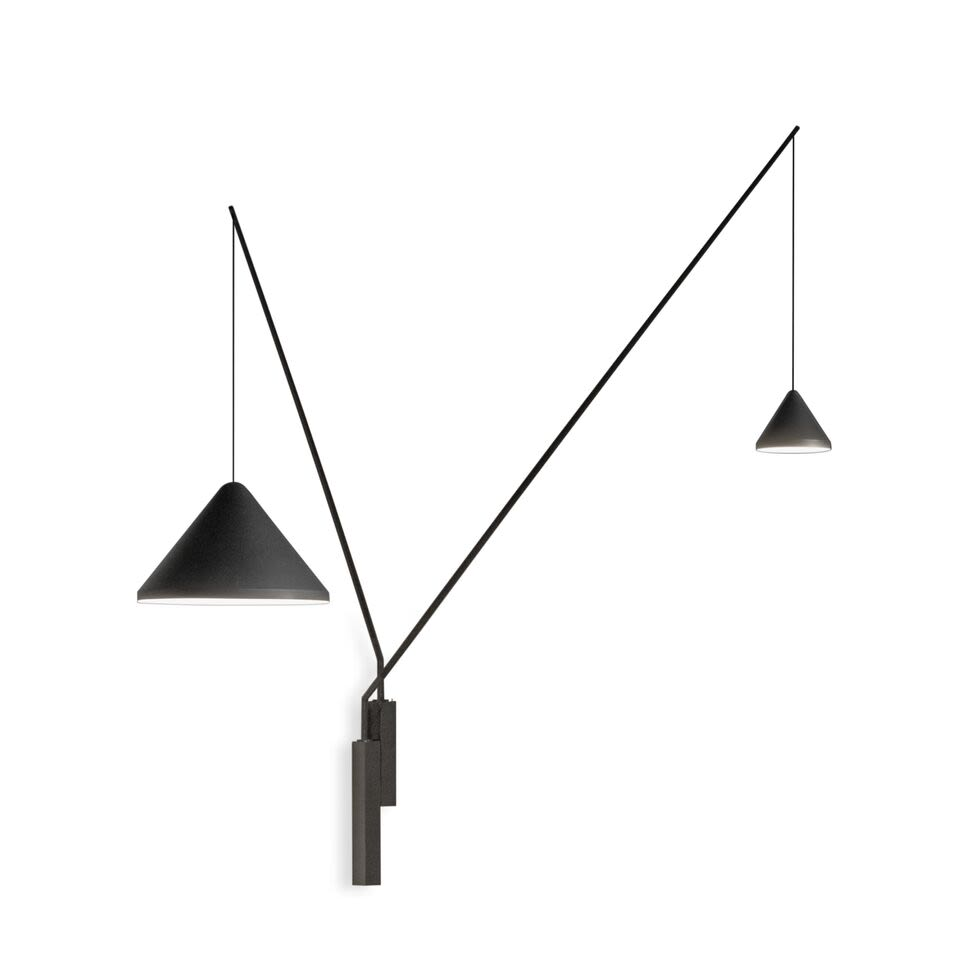 North 5635 Wall Light by Vibia