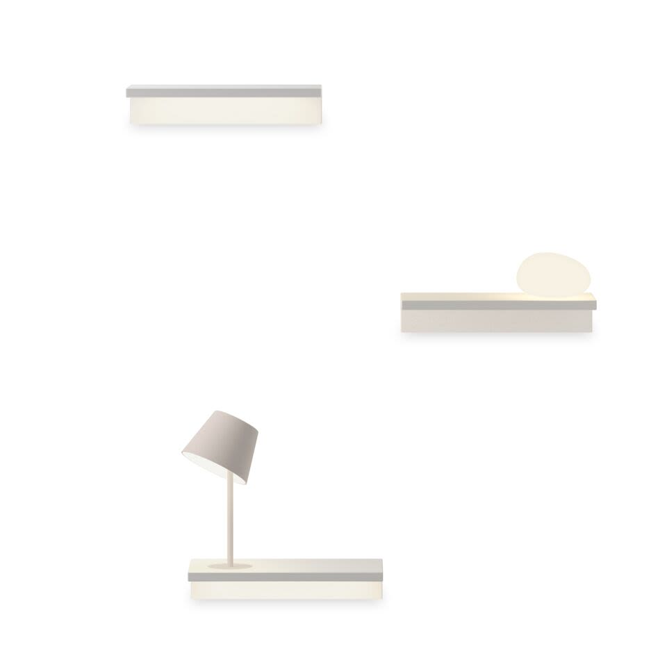 Suite 6041 Wall Light by Vibia