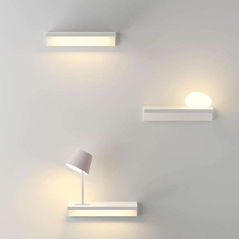 Suite 6045 Wall Light by Vibia