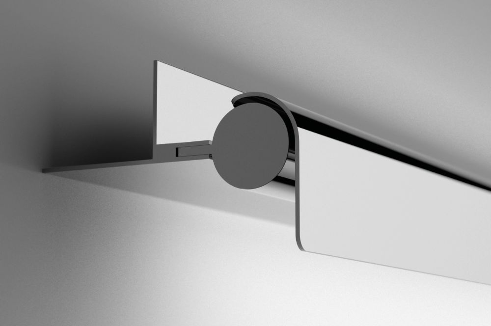 Millenium Wall Light with Adjustable Reflector by Vibia