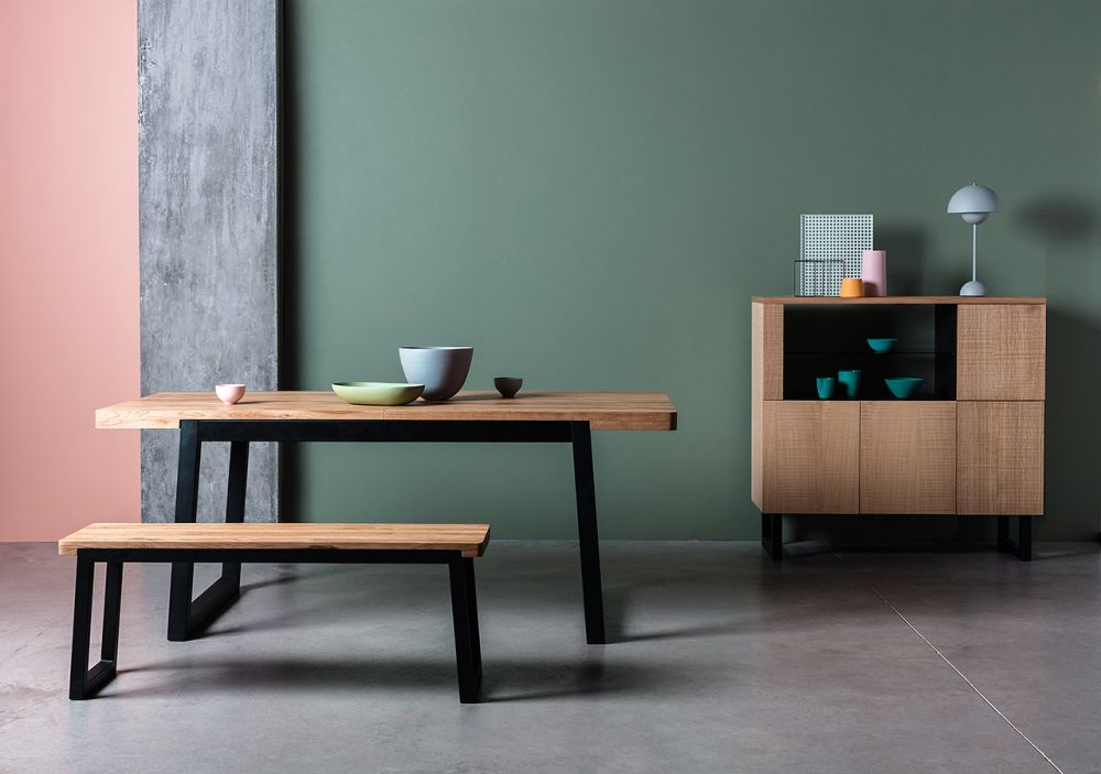 Infinito Extending Table by Another Brand